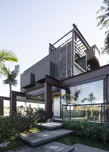 Container Laif House by BAUEN – Paraguay 4