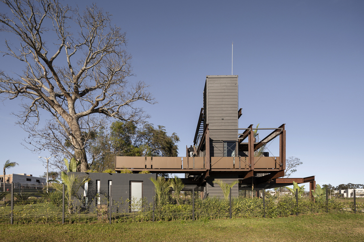 Container Laif House by BAUEN – Paraguay 5
