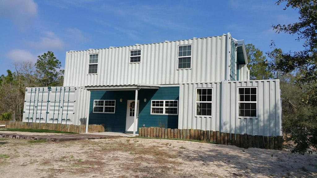 4000 Sqft. Shipping Container Home in Florida 1