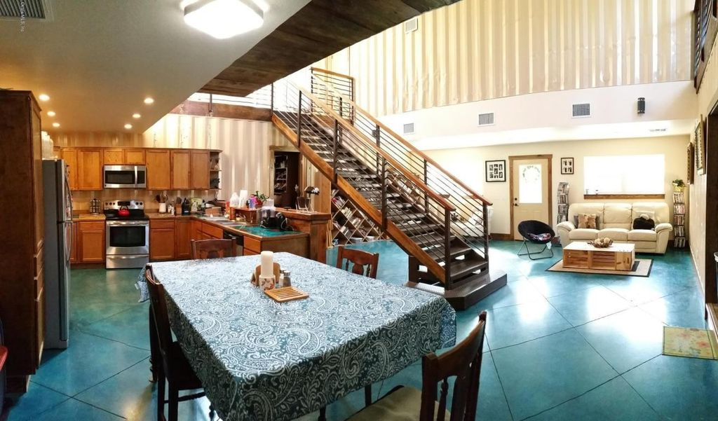 4000 Sqft. Shipping Container Home in Florida 6