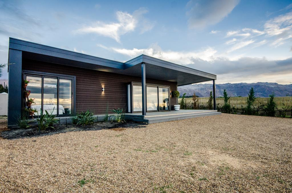 Wonderfully Designed Container House from Cape Town 1