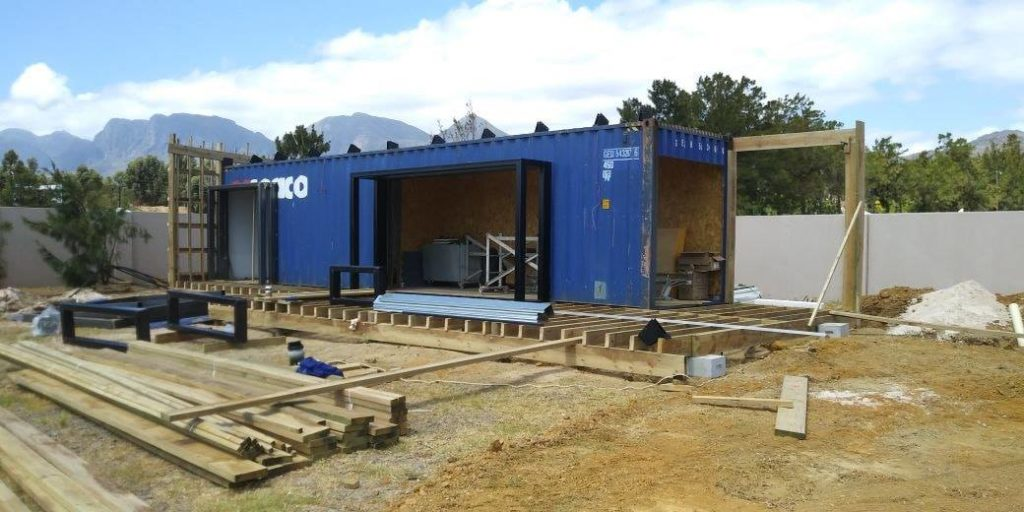 Wonderfully Designed Container House from Cape Town 28