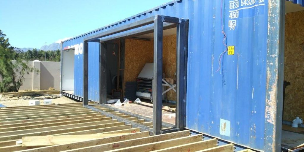 Wonderfully Designed Container House from Cape Town 29