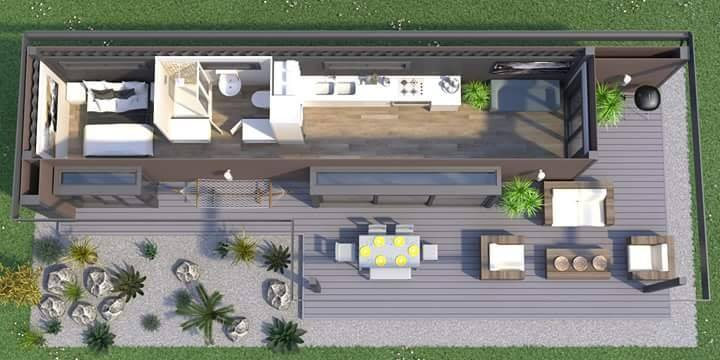 Wonderfully Designed Container House from Cape Town 33