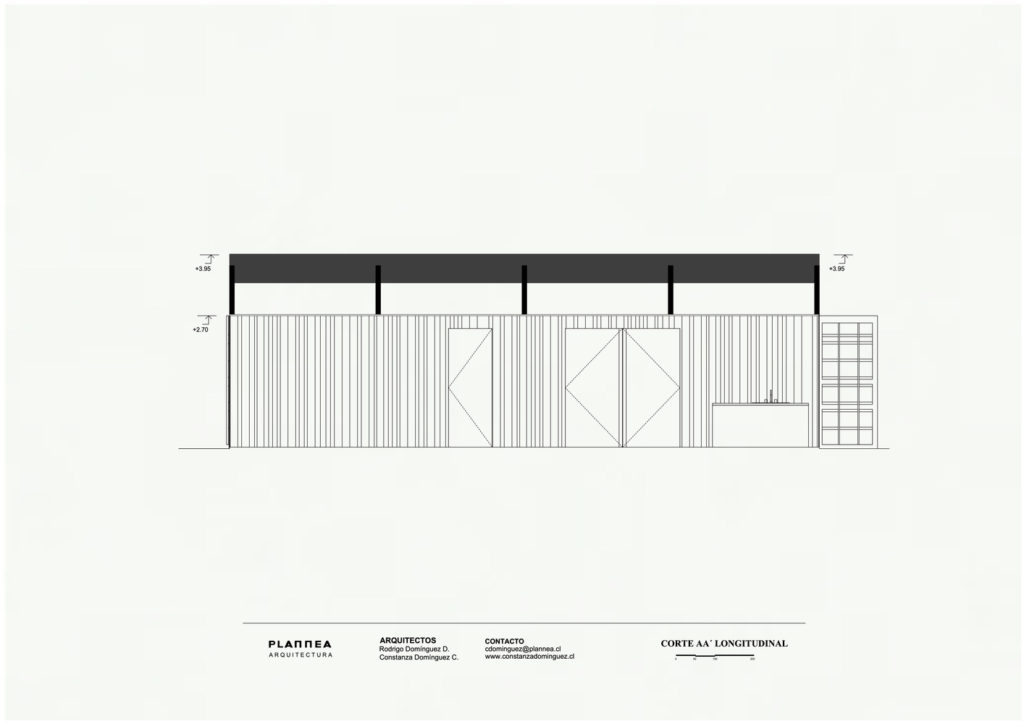 Conversion of Shipping Containers to Wonderful Home in Chile 19
