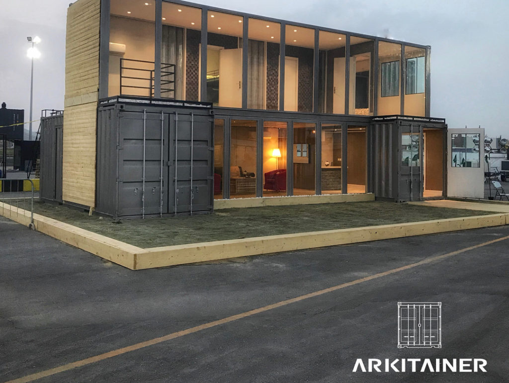 Cool Container Villa for Black Lovers 6