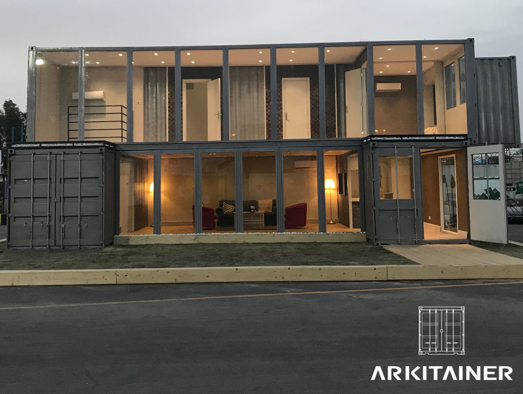 Cool Container Villa for Black Lovers 7