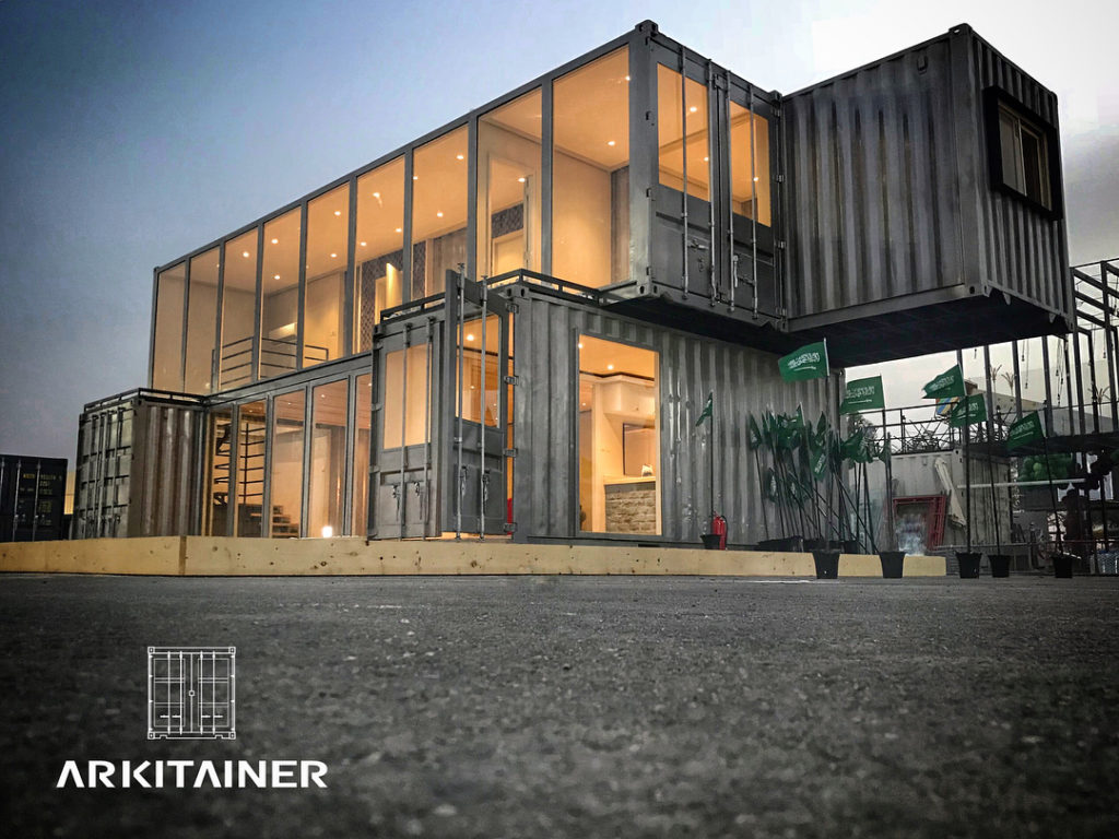 Cool Container Villa for Black Lovers 8