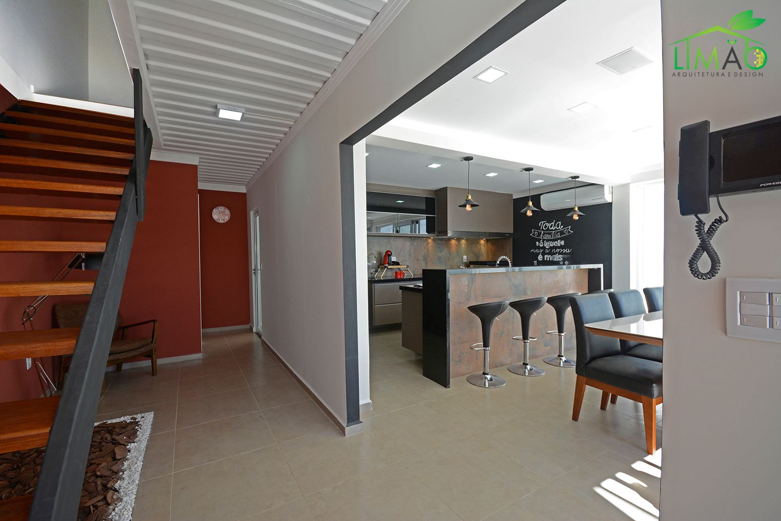 Cool Valley Container House from Brazil 2