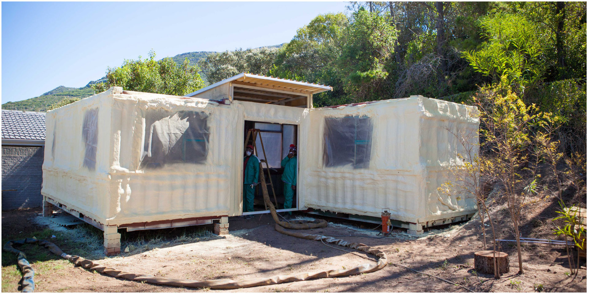 Low Budget Container House from South Africa 15