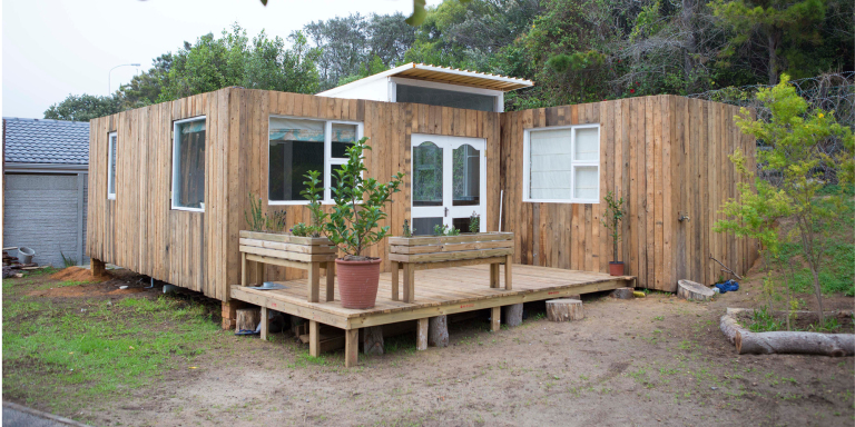 Low Budget Container House from South Africa 17 2