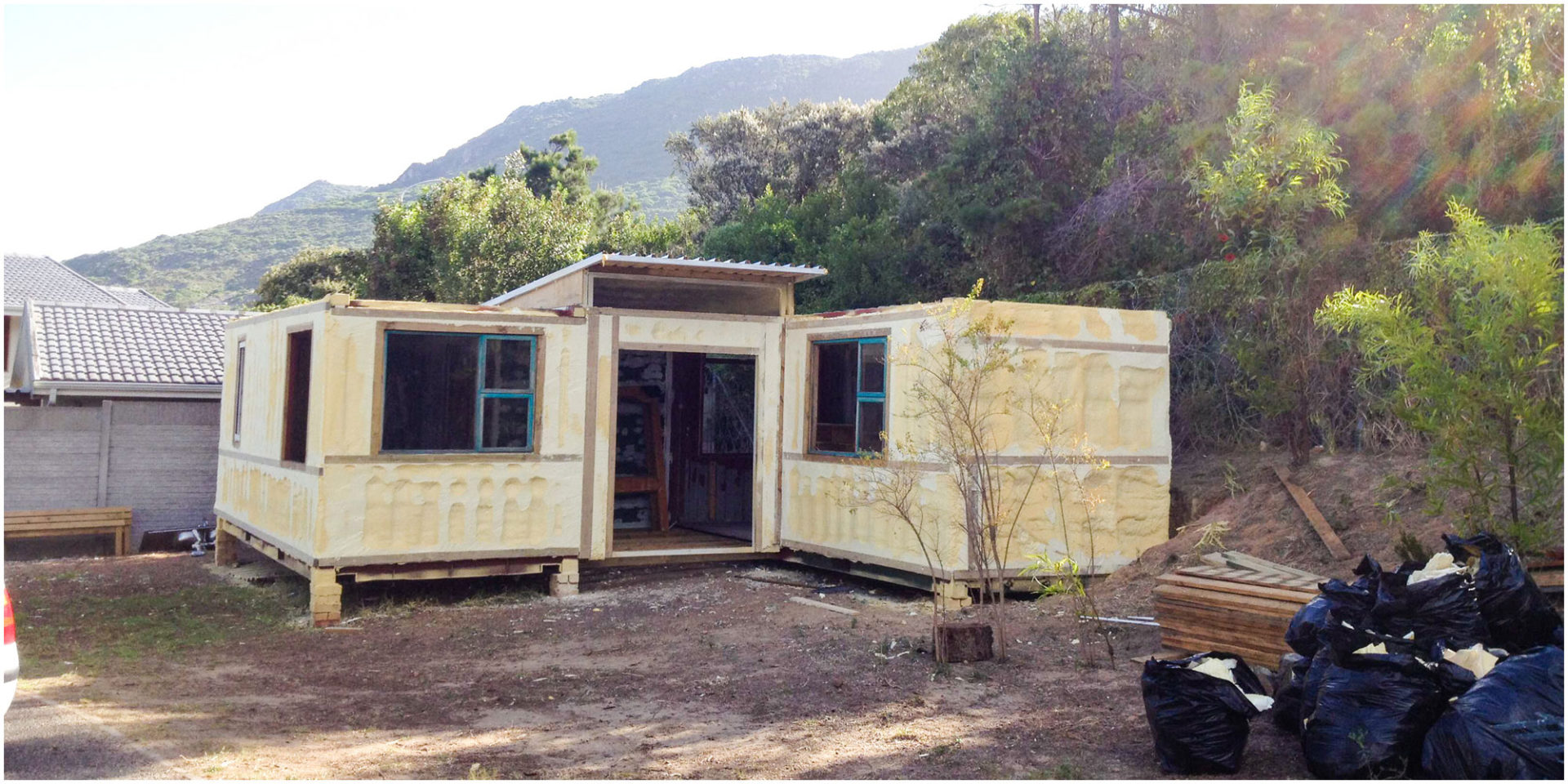 Low Budget Container House from South Africa 19