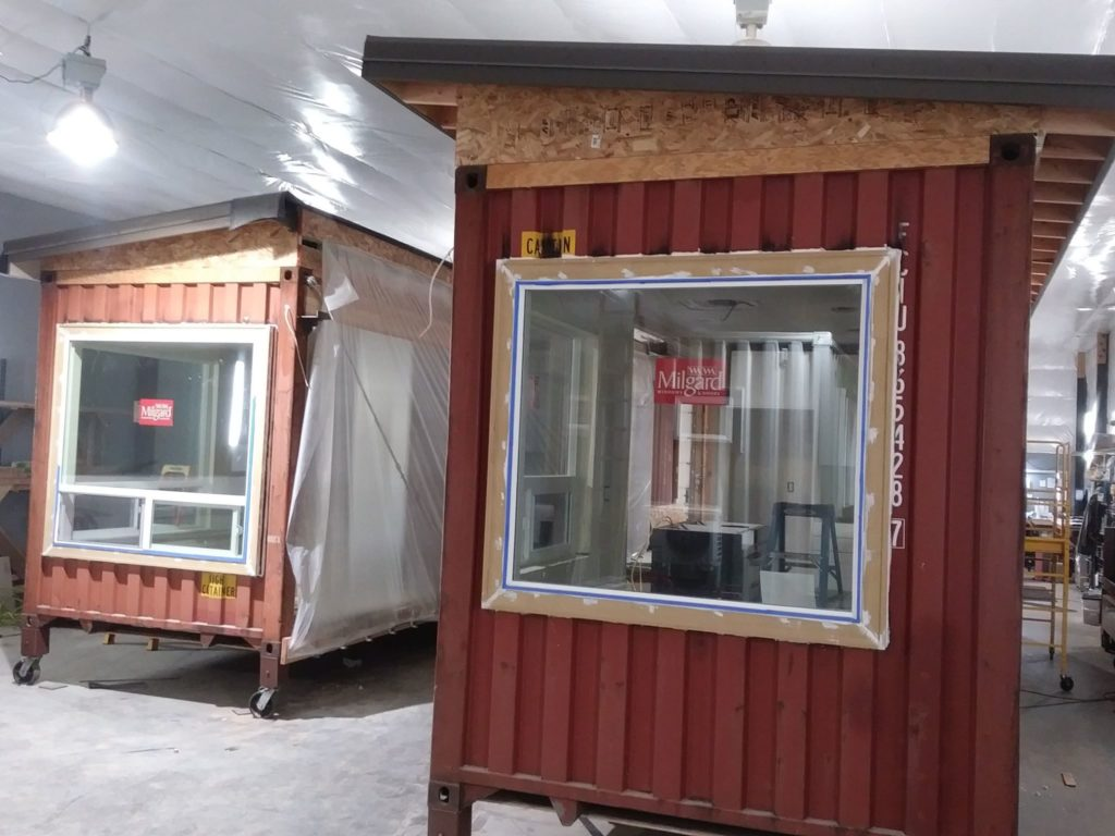 Simple But Cool Looking 175000 Container House The De Lux 19