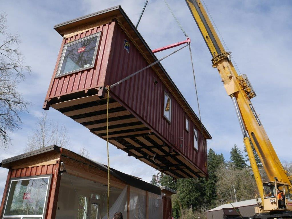 Simple But Cool Looking 175000 Container House The De Lux 27