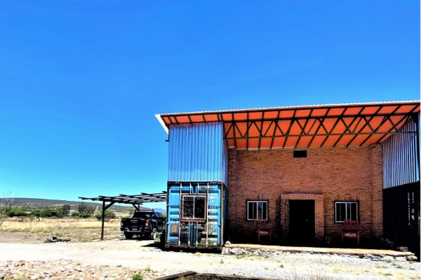 Unique Container House from Mexico 18