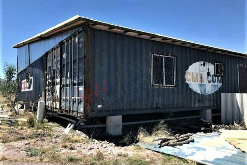 Unique Container House from Mexico 9