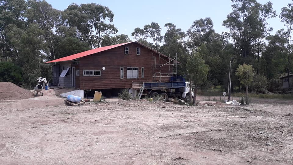 Wooden Covered Container House from Uruguay 14